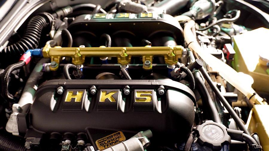 R35 GTR 850ps エンジン 中古