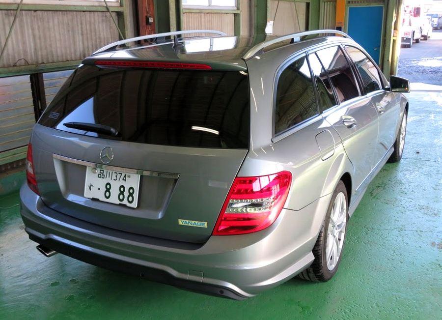 Mercedes-Benz C class S204