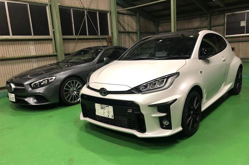 TOYOTA GR yaris RZ High performance・First Edition tomi makinen