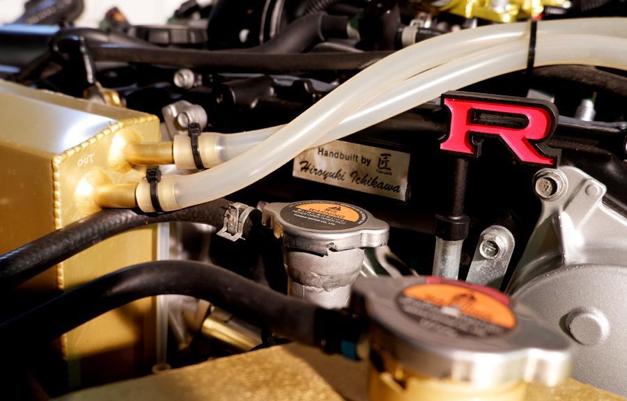 2017後期エンジン搭載|R35 GTR