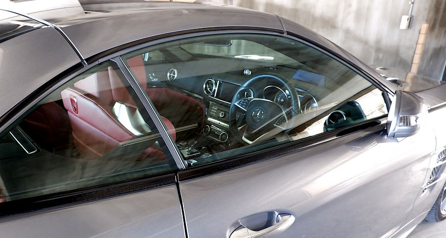 Mercedes-Benz SL400