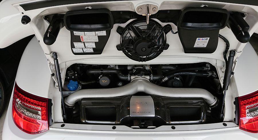 997 turbosエンジン
